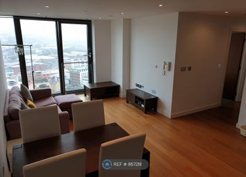 Thumbnail 2 bed flat to rent in City Lofts St. Pauls, Sheffield