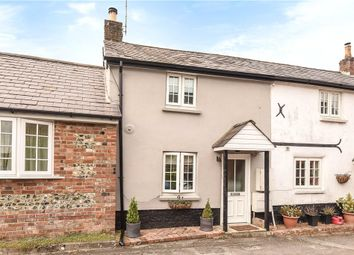 Thumbnail 2 bed terraced house for sale in River Lane, Charlton Marshall, Blandford Forum, Dorset