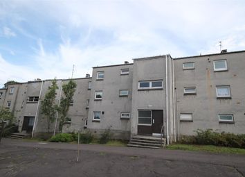 Thumbnail 2 bedroom flat for sale in Ash Road, Abronhill, Cumbernauld