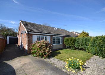 2 bed semi-detached bungalow for sale in Saffron Crescent, Tickhill, Doncaster DN11