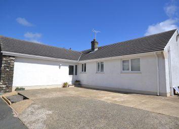 Thumbnail 4 bed detached bungalow for sale in Craig Las, Letterston, Haverfordwest