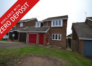 Thumbnail 3 bed property to rent in Kestrel Close, Bexhill On Sea