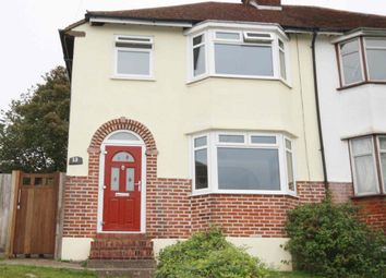 Thumbnail 3 bed semi-detached house to rent in Robinson Road, Loudwater, High Wycombe