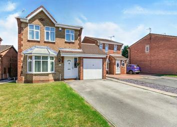 Thumbnail 3 bed detached house for sale in Rosehip Close, Walsall, West Midlands
