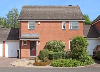 Thumbnail 3 bed detached house for sale in Balmoral Close, Knighton, Leicester