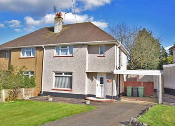 3 bed semi-detached house for sale in Somerset Road, Maidstone ME15