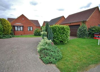 Thumbnail 3 bed property for sale in Topsgate, Gedney, Spalding
