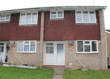 Thumbnail 3 bed end terrace house to rent in Lamerton Close, Bordon
