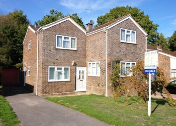 Thumbnail 4 bed detached house for sale in Lightwater Meadow, Lightwater