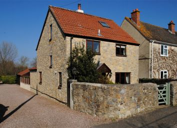 Thumbnail 4 bed detached house for sale in Stockland Bristol, Nr. Bridgwater