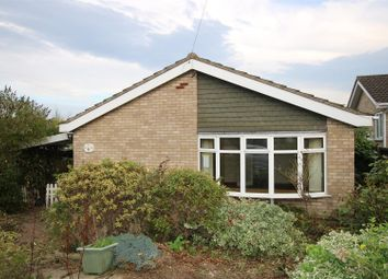 Thumbnail 2 bed bungalow for sale in York Close, Washingborough, Lincoln