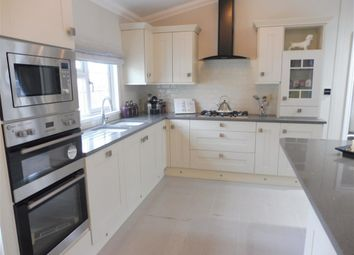 Thumbnail 2 bed mobile/park home for sale in Cathedral View Park, Witchford, Ely