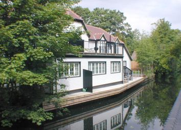 Thumbnail 2 bed cottage to rent in South Cottages, Boulters Lock Island, Maidenhead