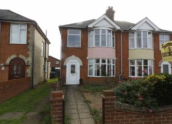 Thumbnail 3 bedroom semi-detached house for sale in Landseer Road, Ipswich, Suffolk