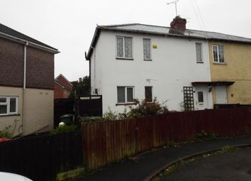 Thumbnail 3 bed semi-detached house for sale in Hill Road, Keresley End, Coventry, Warwickshire