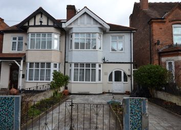 Thumbnail 3 bed semi-detached house for sale in Sandford Road, Moseley, Birmingham