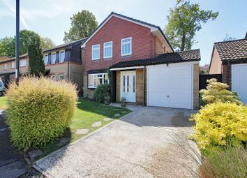 Thumbnail 4 bed detached house for sale in Sissinghurst Close, Worth, Crawley, West Sussex