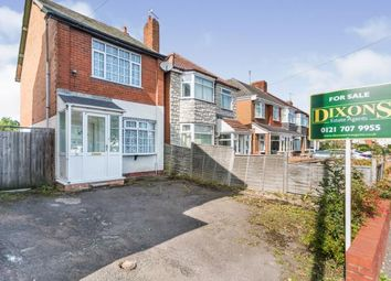 3 bed detached house for sale in Lincoln Road North, Acocks Green, Birmingham, West Midlands B27