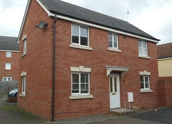 Thumbnail 3 bed detached house to rent in Mayflower Drive, Hereford