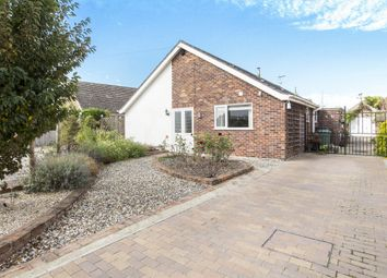 Thumbnail 3 bed detached bungalow for sale in School Road, Foulden, Thetford