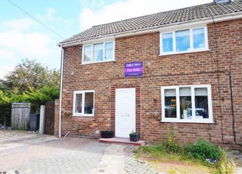 Thumbnail 3 bedroom semi-detached house for sale in Oxenhurst Road, Blackpool