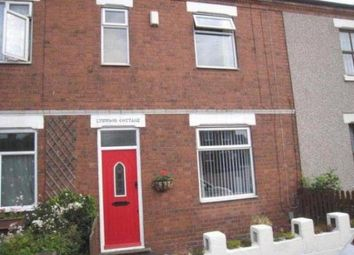 Thumbnail 2 bed terraced house to rent in Lynwood Cottage, Aldermans Green Road, Coventry, West Midlands