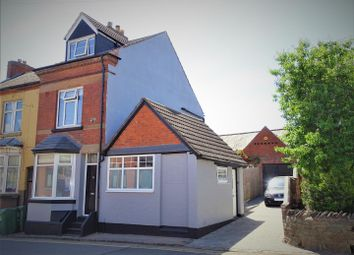 Thumbnail 3 bed end terrace house for sale in Bradgate Road, Anstey, Leicester