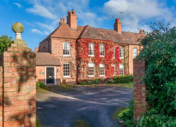 Thumbnail 5 bed semi-detached house for sale in Coach Drive, Fladbury, Pershore, Worcestershire