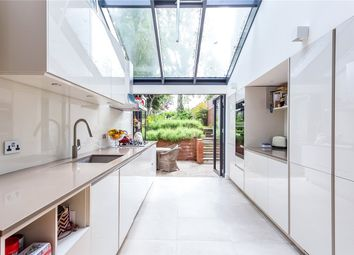 Thumbnail 3 bed maisonette for sale in Cromwell Avenue, London