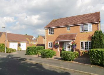 Thumbnail 4 bed detached house for sale in Richards Close, Royal Wootton Bassett, Swindon