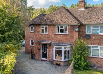 Thumbnail 3 bed semi-detached house for sale in Thorns Meadow, Brasted, Westerham