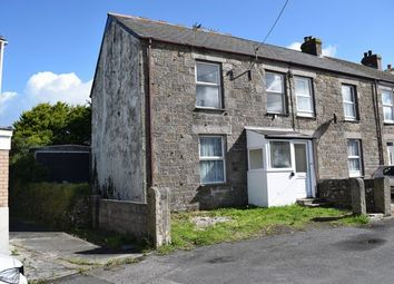 Thumbnail 3 bedroom end terrace house for sale in Condurrow Road, Beacon, Camborne