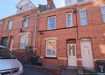 Thumbnail 4 bed town house for sale in Bicton Street, Barnstaple