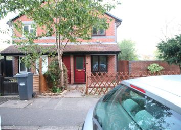 Thumbnail 1 bed terraced house to rent in Weavers Close, Isleworth, Middlesex