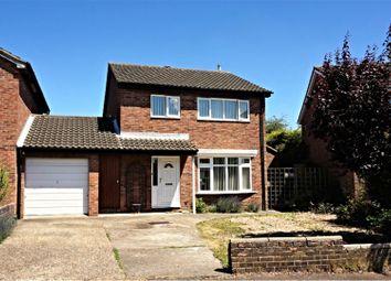 3 bed link-detached house for sale in Beaufort Way, Brickhill, Bedford MK41