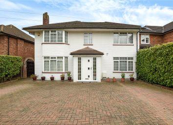 Thumbnail 5 bed detached house for sale in Rowlands Avenue, Pinner, Middlesex
