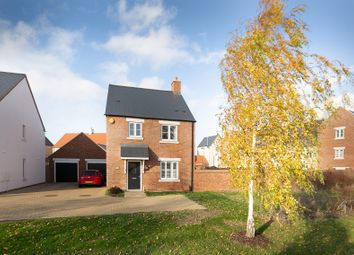 Thumbnail 3 bed detached house for sale in Haydock Road, Bicester