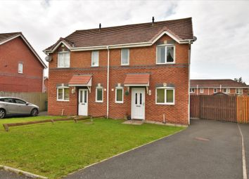 Thumbnail 3 bed semi-detached house for sale in Sheehan Gardens, Carlisle