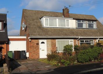 Thumbnail 3 bed semi-detached house for sale in Sibley Avenue, Ashton-In-Makerfield, Wigan