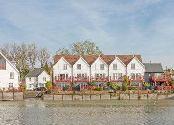 3 bed terraced house for sale in North Quay, Conyer, Sittingbourne, Kent ME9