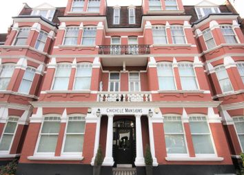 Thumbnail 2 bedroom flat to rent in Chichele Mansions, Chichele Road, London