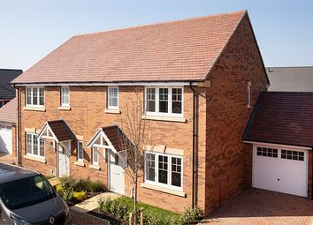"""Thumbnail 3 bed property for sale in """"The Hartley"""" at Coxwell Road, Faringdon"""