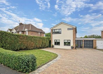 Thumbnail 5 bedroom property for sale in The Havens, Great Paxton, St. Neots