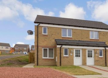 Thumbnail 3 bed semi-detached house for sale in Crichton Walk, Carluke, South Lanarkshire