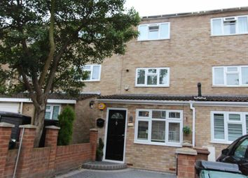 Thumbnail 4 bed town house for sale in Coney Burrows, Chingford, London