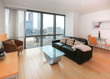 Thumbnail 1 bed flat to rent in Apartment, Hertsmere Road, London