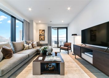 Thumbnail 2 bed flat to rent in 10 George Street, Canary Wharf