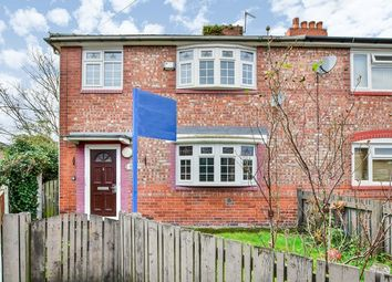 Thumbnail 3 bed semi-detached house to rent in Eastham Avenue, Fallowfield, Manchester