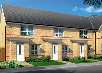 "Thumbnail 2 bed terraced house for sale in ""Newton"" at Barmston Road, Washington"