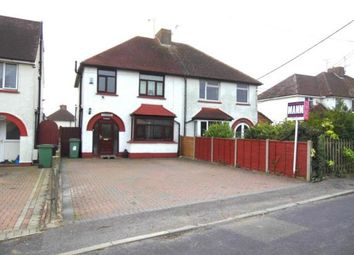 Thumbnail 3 bed semi-detached house for sale in Tyland Lane, Sandling, Maidstone, Kent